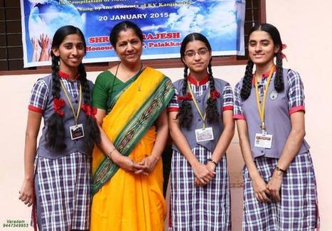 Anyonyam, a video CD captures the idea of nationality through countries' anthems | Kendriya Vidyalaya News Digest | Scoop.it