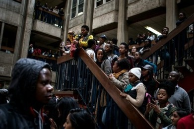 Afrique du Sud: manifestations sur des campus contre la hausse des frais universitaires | Higher Education and academic research | Scoop.it