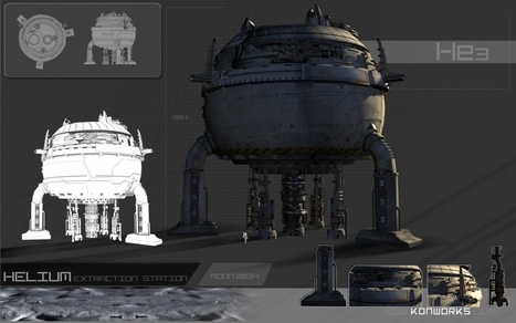 Konworks - 3D Animation Studio Showreel | the family life | Scoop.it