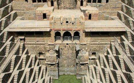 Historical Pediments of Chand Baori | Tourism in Kerala | Scoop.it
