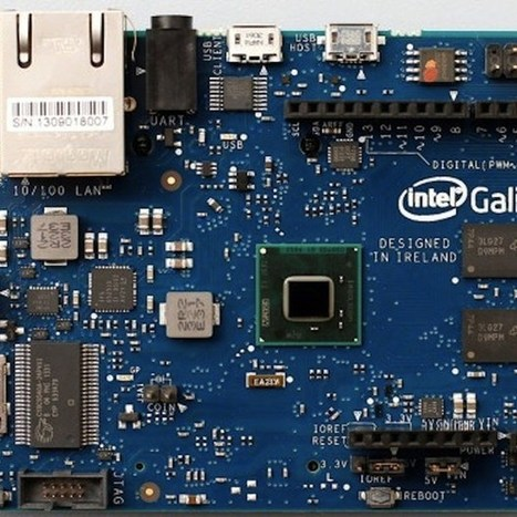 Intel launches Arduino-compatible open-source Galileo board to rival Raspberry Pi | Raspberry Pi | Scoop.it