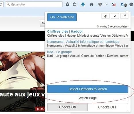 Comment surveiller les modifications sur une page web | Communication digitale | Scoop.it