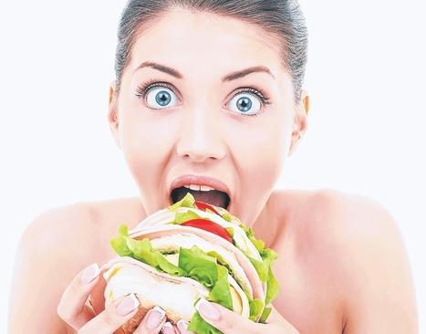 ¿Comes sin control? - ElHeraldo.hn   Ejercicio + adecuada alimentación = vida saludable   Scoop.it
