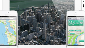 Users: Apple iOS 6 maps are a mess - CNN | Open Source Geospatial | Scoop.it