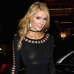 Photos : Trahie par les flashs, Paris Hilton dévoile sa poitrine sexy | Radio Planète-Eléa | Scoop.it