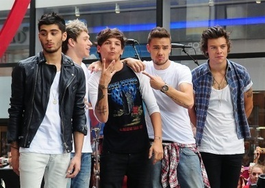 Harry Styles, Niall Horan, Louis Tomlinson, Liam Payne and Zayn Malik Open ... - National Ledger | one direction | Scoop.it