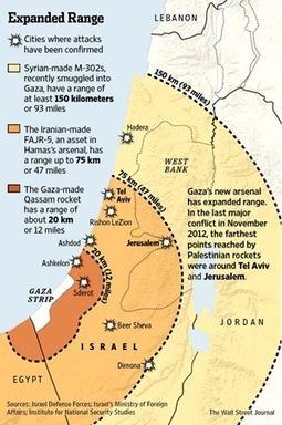 Israels anti-raketoperatie is niet alleen een reactie op de dood van de drie tieners | Israëlisch-Arabisch conflict | Scoop.it