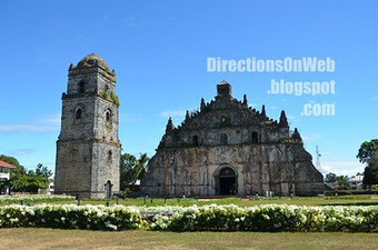 Directions on Web: Getting To Ilocos Norte's Important Attractions | The Traveler | Scoop.it