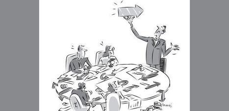 #management Pour des #réunions plus efficaces, choisissez bien les participants   Prospectives et nouveaux enjeux dans l'entreprise   Scoop.it