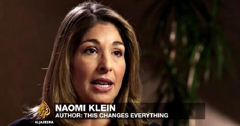 Naomi Klein: How Clinton Failed the Climate Megaphone Test | Global politics | Scoop.it