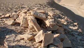ISRAEL : 5,000-year-old leopard trap discovered in Israel | World Neolithic | Scoop.it