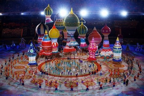 Sochi Olympics: How NBC muffed Bach, Daft Punk (and why it matters)   Digital Curation for Teachers   Scoop.it