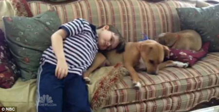 Puppy Helps a Boy with Autism Find Happiness :) | Compassion in Action | Scoop.it