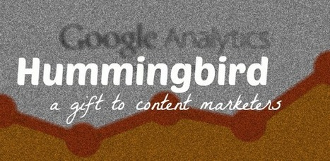 Hummingbird, (not provided) Keywords and the Birth of Content Strategy Optimization | Tartalommarketing - régi | Scoop.it