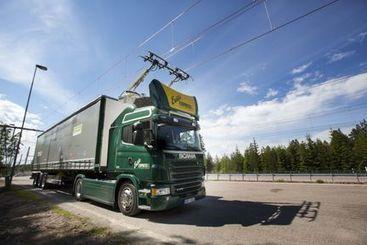 La première route électrique s'ouvre en Suède | Innovation et technologie | Scoop.it