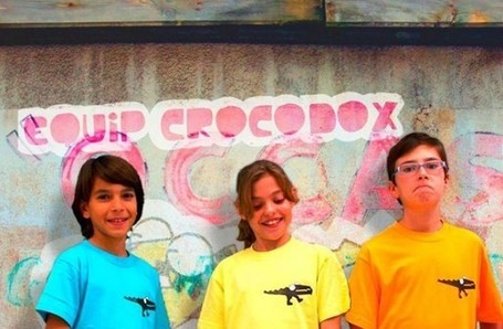 Crocodox: arranca el rodaje de nuevos capítulos de este proyecto transmedia | Panorama Audiovisual | Narration transmedia et éducation | Scoop.it