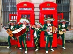 Mariachi Bands are still on trend - The Band Company | Event Planning | Scoop.it