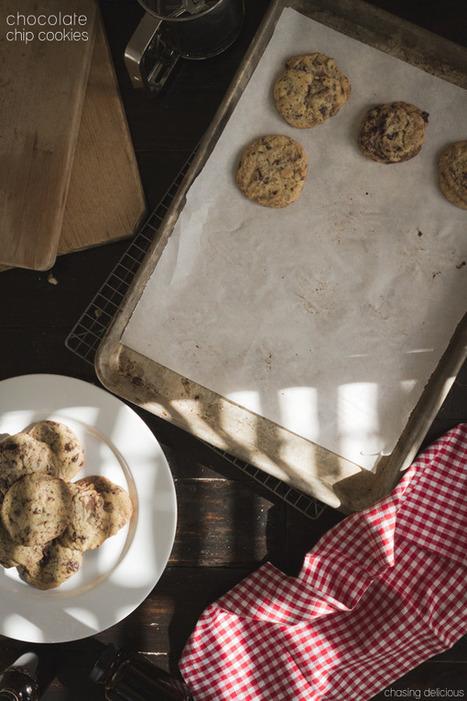 The Classics: Chocolate Chip Cookies | Chasing Delicious | À Catanada na Cozinha Magazine | Scoop.it