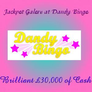 Dandy Bingo Offers Jackpot Galore This November   UK Bingo Place   Scoop.it