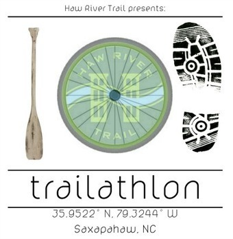 2nd Annual Haw River Trailathlon March 19 | Saxapahaw | Scoop.it
