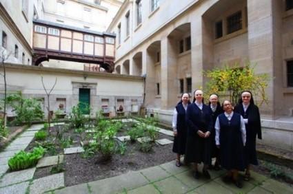 Au revoir les Soeurs du Dépôt du palais de justice de Paris! | Histoire8 | Scoop.it