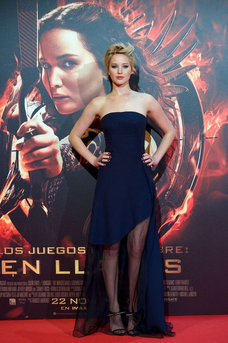 Wait, What? Jennifer Lawrence Earns Less Than Adam Sandler, and Other Atrocities in the Women in Media Report | Women's representation in the media | Scoop.it