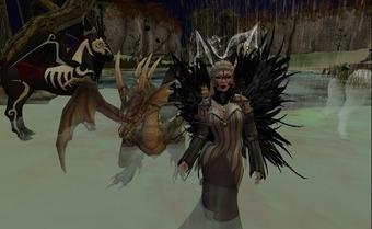 Free Dragon | Second Life Freeness Huntress | Scoop.it