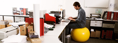 To Stand or To Sit at Work: An Auto-Analytics Experiment | Green Office | Scoop.it