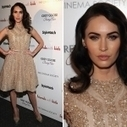 Megan Fox Sports Nude Frock in NYC: Yay or Nay? (PHOTOS) - Celebuzz | Nude | Scoop.it