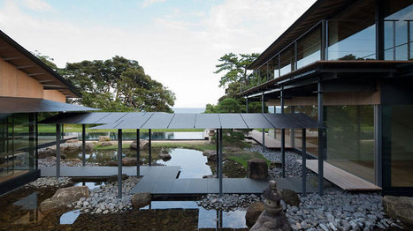 kengo kuma: water cherry house | Idées d'Architecture | Scoop.it