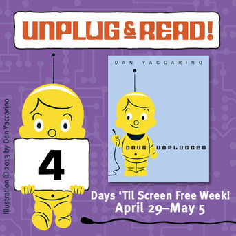 Doug Unplugged: UNPLUG & READ Blog Tour | Unplug | Scoop.it