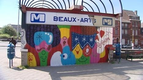 Télésambre : Biennale Asphalte - Culture | B4C | Scoop.it
