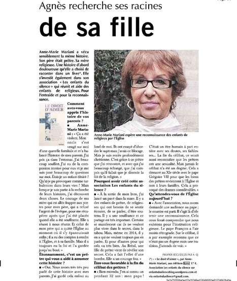 Interview d'Anne-Marie Mariani pour Le Havre Presse | Anne-Marie Mariani | Scoop.it