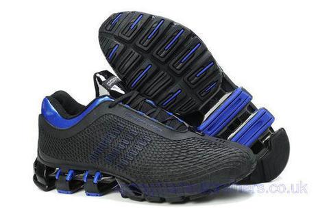 Adidas Porsche Design Sport Bounce S3 Running Trainers Black Blue.jpg (640x425 pixels) | springbladeuktrainers.co.uk | Scoop.it