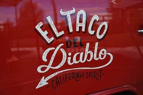 Food Truck El Taco Del Diablo | Bordeaux en Goguette | El Taco Del Diablo | Scoop.it