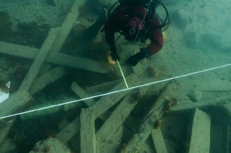 Artifacts recovered from HMS Erebus have many claimants, including Inuit | ScubaObsessed | Scoop.it