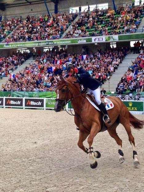 Retour en photos sur les Jeux équestres mondiaux 2014 - la Manche Libre   JEM 2014 Normandie   Scoop.it