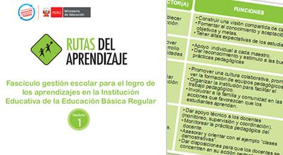 RUTAS DEL APRENDIZAJE 2013 | Programa de Formación de Formadores de Acompañantes Pedagógicos | Rutas de aprendizaje - Diplomatura BMI | Scoop.it