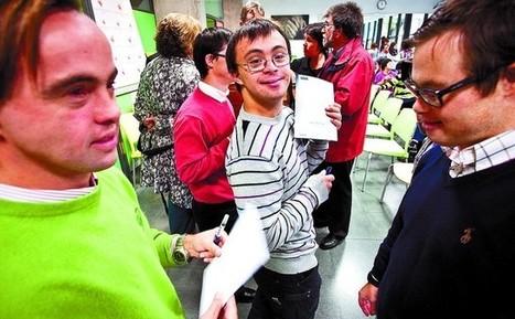 Lacalle dice que aumentará el empleo para jóvenes con Down - Diario de Burgos | Boletín - Federación Síndrome de Down de Castilla y Léon | Scoop.it
