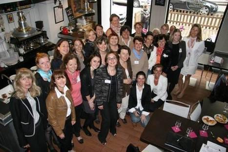 REF - Réseau Economique Féminin - | Gender-Balanced Leadership | Scoop.it
