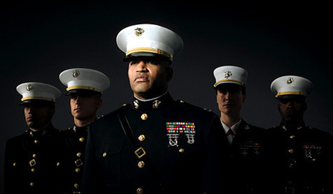 Marine Corps Officer-Aspect 3 | Marine Officer-Aspect 2 & 3 | Scoop.it