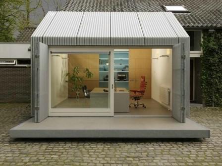 Home Office Space / architecten | en | en | Idées d'Architecture | Scoop.it