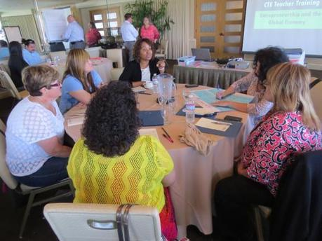 CTE Teachers Participate in Training on Global Trade and Entrepreneurship in San Diego | San Diego Center for International Trade Development (CITD) | International Trade | Scoop.it