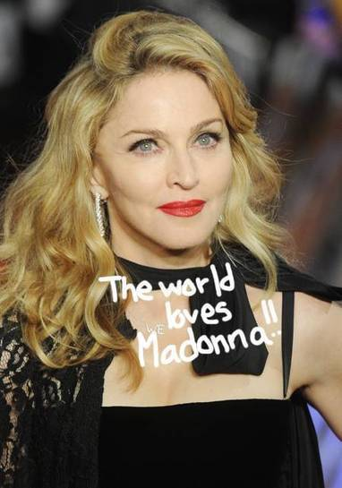 Madonna Has The Most GLOBAL Top 10 Hits EVA!!! | Paris-Confidential | Scoop.it