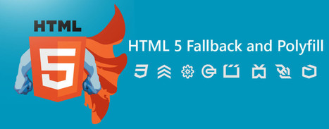 A guide to HTML5 Fallback and Polyfills - ST Solutions | web programming | Scoop.it