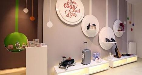 Ebay centre ses magasins éphémères sur l'expérience mobile | L'Atelier: Disruptive innovation | customer service1 | Scoop.it