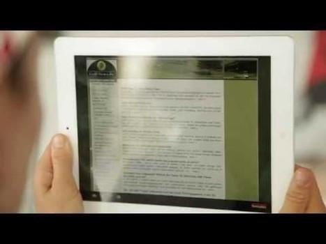 Steffi Michl testet für uns die Audi Augmented Reality | Augmented Reality und Spiele | Scoop.it