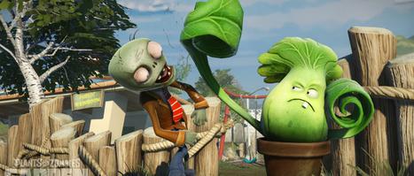 Nuevo video con gameplay de Plants vs Zombies: Garden Warfare ... - Atomix | new-top | Scoop.it