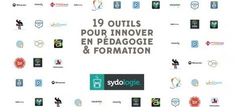 Pédagogie : Découvrez nos tests d'outils innovants ! - Sydologie - toute l'innovation pédagogique ! | outils-web | Scoop.it