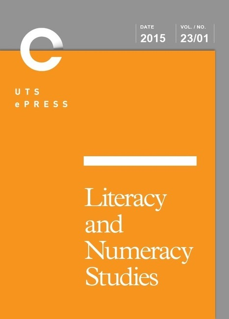 Literacy and Numeracy Studies | TALC News | Scoop.it